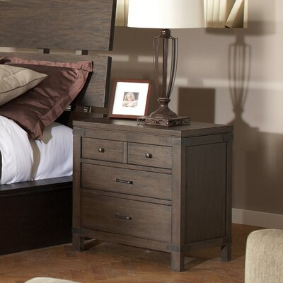 Riverside Furniture Promenade 3 Drawer Bachelor's Chest