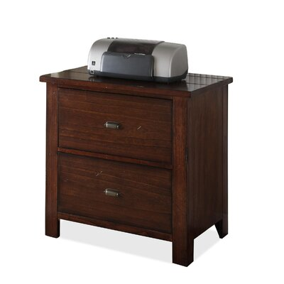 Loon Peak Baddeck 2-Drawer Lateral File