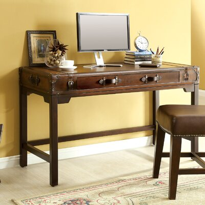 Darby Home Co Delavan Suitcase Writing Desk