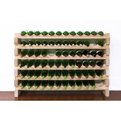 Vinotemp 72 Bottle Floor Wine Rack