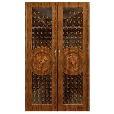 Vinotemp Concord 700-Model 400 Bottle Floor Wine Cabinet