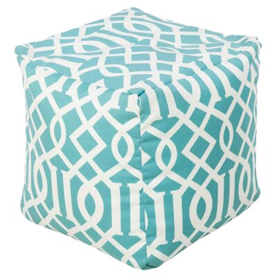 DwellStudio Trellis Outdoor Pouf