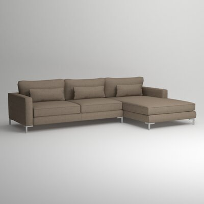 DwellStudio Spencer Right Chaise Sectional