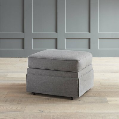 DwellStudio Bellamy Ottoman