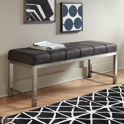 DwellStudio Demi Two-Seat Bench