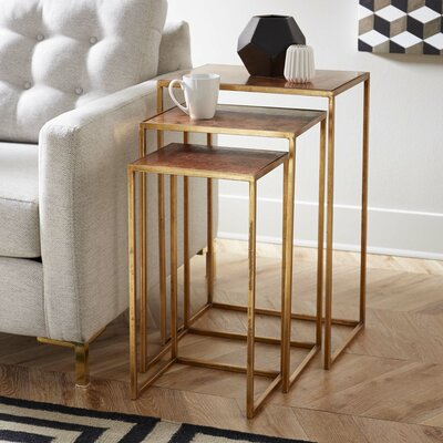 DwellStudio Kendall 3 Piece Nesting Tables