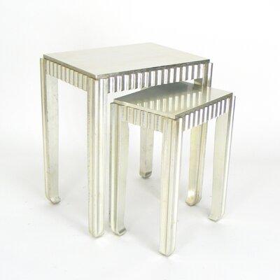 Wayborn 2 Piece Nesting Table Set I