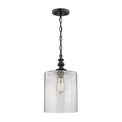 Elk Lighting Bergen 1 Light Mini Pendant   Reviews   Wayfair. Elk Lighting Catalog. Home Design Ideas