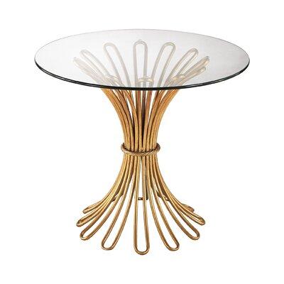Mercer41 Glessite  End Table