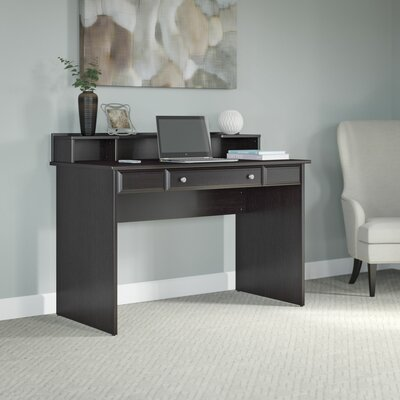 Bush Furniture Cabot Writing Desk with De..