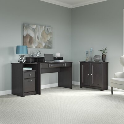 Bush Furniture Cabot 3-Piece Standard ..
