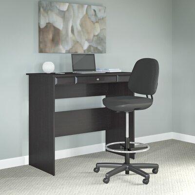 Bush Furniture Cabot Standing Desk with Adjustable Stool