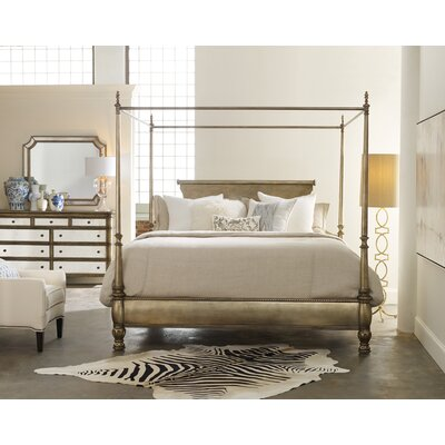 Hooker Furniture Melange Canopy Bed