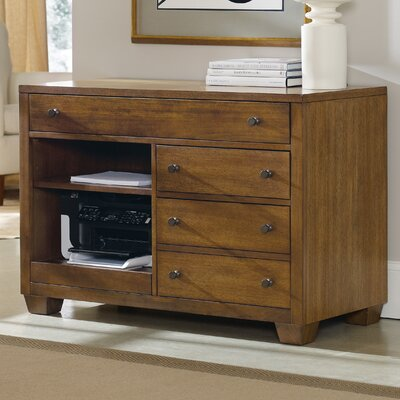 Hooker Furniture Darden 4 Drawer Utility File