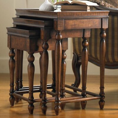 Hooker Furniture 3 Piece Nest Tables