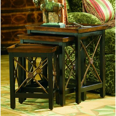 Hooker Furniture Seven Seas 3 Piece Nesting Tables
