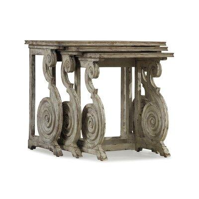 Hooker Furniture Rhapsody 3 Piece Nest Tables