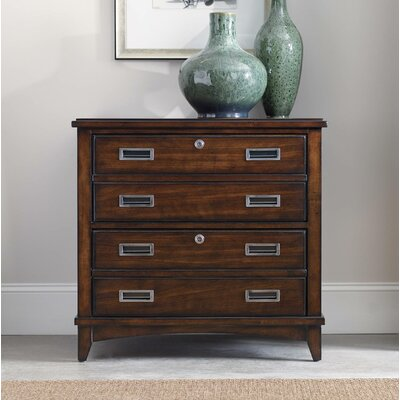 Hooker Furniture Latitude 2-Drawer Lat..