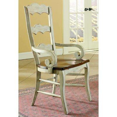 Hooker Furniture Summerglen Ladderback Arm Chair (Set of 2)