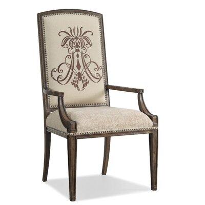 Hooker Furniture Rhapsody Arm Chair (Set of 2)