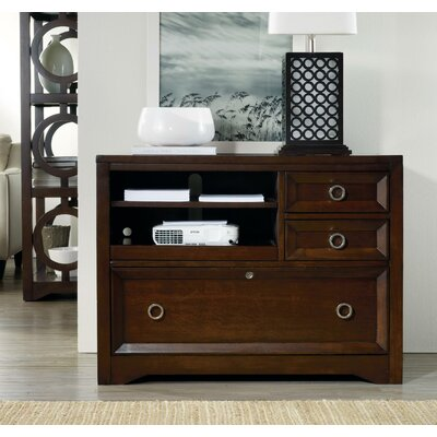 Hooker Furniture Kinsey 3-Drawer Utility File
