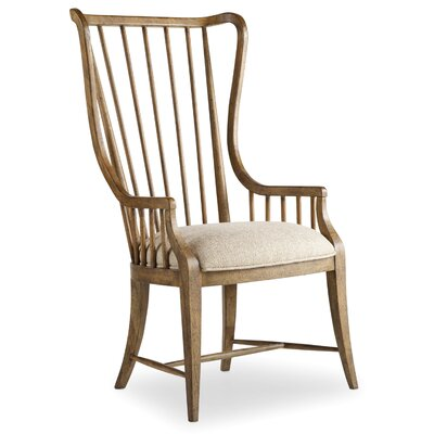 Hooker Furniture Sanctuary Arm Chair (Set of 2)