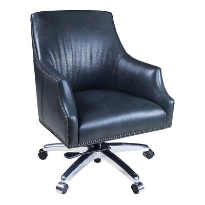 Hooker Furniture Mid-Back Leather Executi..