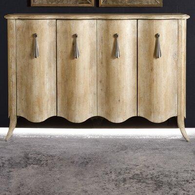Hooker Furniture Melange Draped Credenza