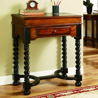 Hooker furniture 7 seas jacobean flip top writing desk for Furniture 7 reviews