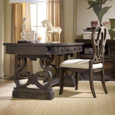Hooker Furniture Davalle Computer Desk with ..