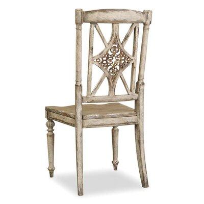 Hooker Furniture Chatelet Fretback Side Chair (Set of 2)