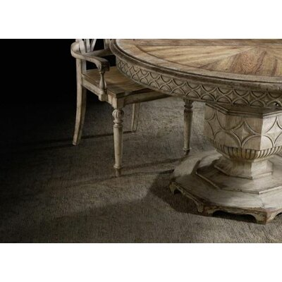 Hooker Furniture Chatelet Round Extendable Dining Table