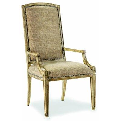 Hooker Furniture Sanctuary Mirage Arm Cha..