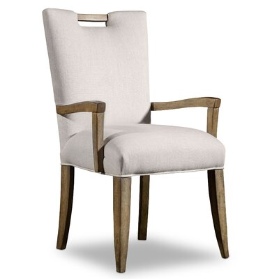 Hooker Furniture Melange Arm Chair (Set of 2) Image
