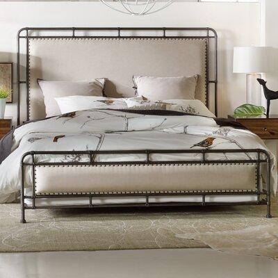 Hooker Furniture Studio 7H Panel Bed