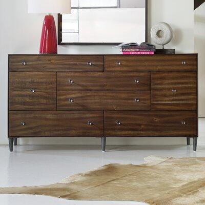Hooker Furniture Studio 7H 8 Drawer Dresser