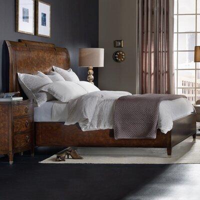 Hooker Furniture Skyline Platform Bed