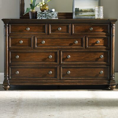 Hooker Furniture Leesburg 10 Drawer Dresser