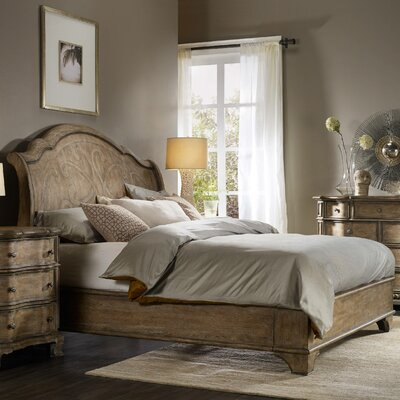 Hooker Furniture Solana Platform Bed