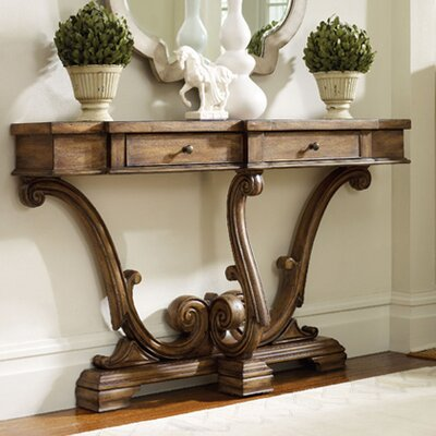 Hooker Furniture Sanctuary Console Table