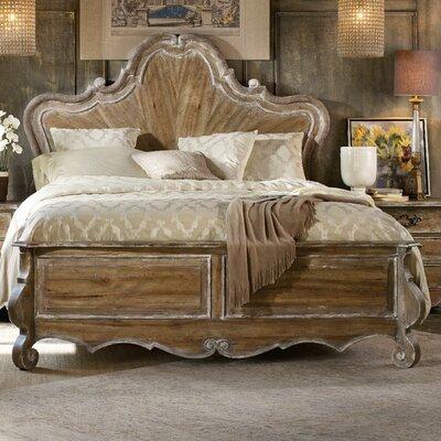 Hooker Furniture Chatelet Panel Bed