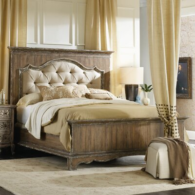 Hooker Furniture Chatelet Panel Bed