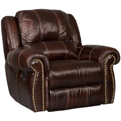 Hooker Furniture Leather Power Recliner