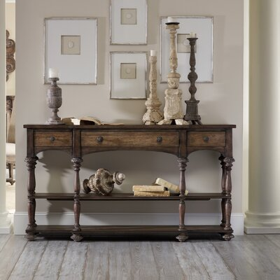 Hooker Furniture Rhapsody Console Table & Reviews