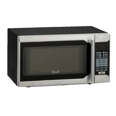 Countertop Microwave Reviews : Avanti 0.7 Cu. Ft. 700W Countertop Microwave & Reviews Wayfair