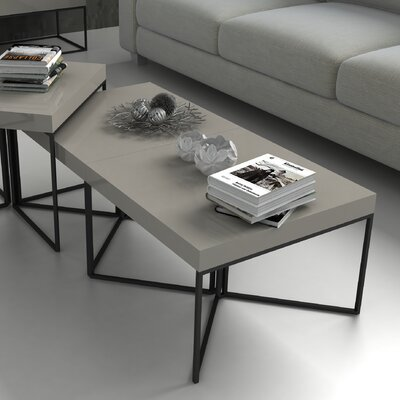 Creative Images International Coffee Table (Set of 2)