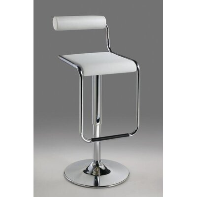 Creative Images International Adjustable Height Swivel Bar Stool
