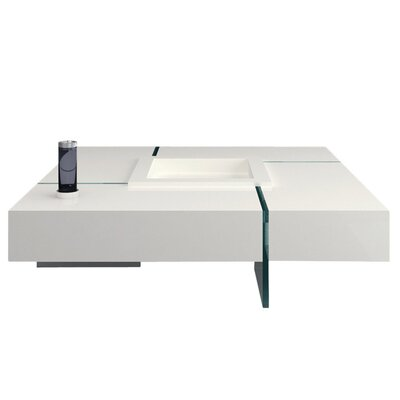Creative Images International Lacquer Coffee Table
