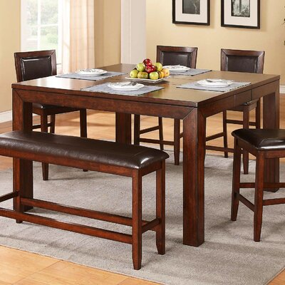 Winners Only, Inc. Fallbrook Counter Height Dining Table