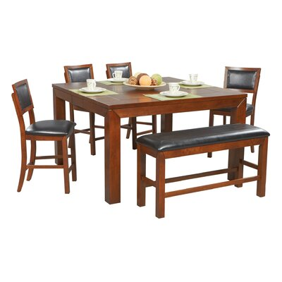 Winners Only, Inc. Franklin 6 Piece Dining Set